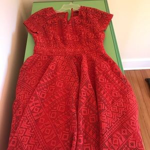 Anthropologie Maeve Dresses - Maeve Lace Dress from Anthropologie